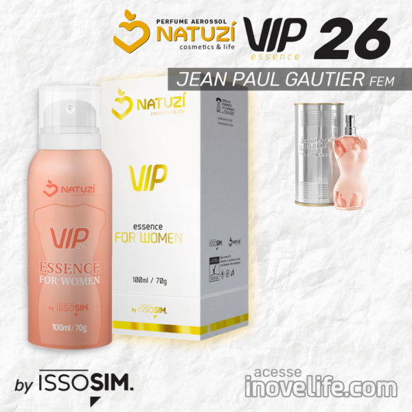 Natuzí-Vip-26 - Jean Paul Gautier Fem