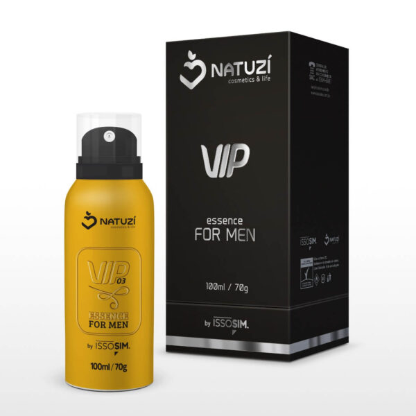 Perfume Natuzí Vip 03 One Million