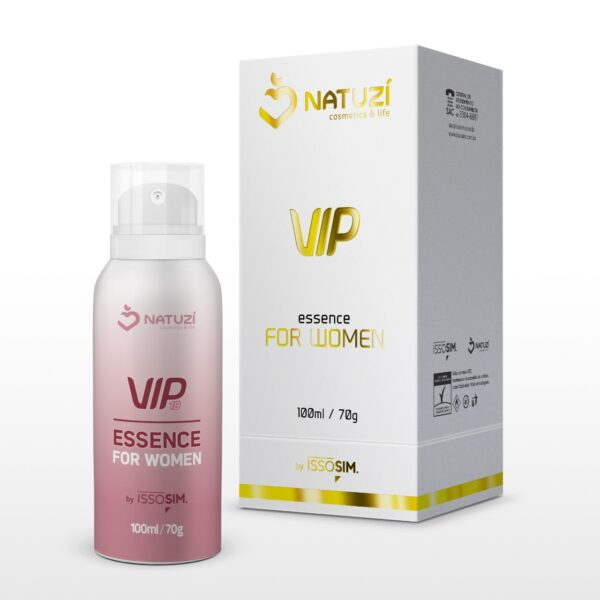 Perfume Natuzí Vip 18 212 Vip Rosé